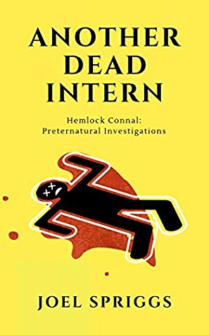 Book Review: Another Dead Intern – Joel Spriggs