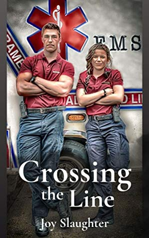 Book Review: Crossing the Line – Joy Slaughter