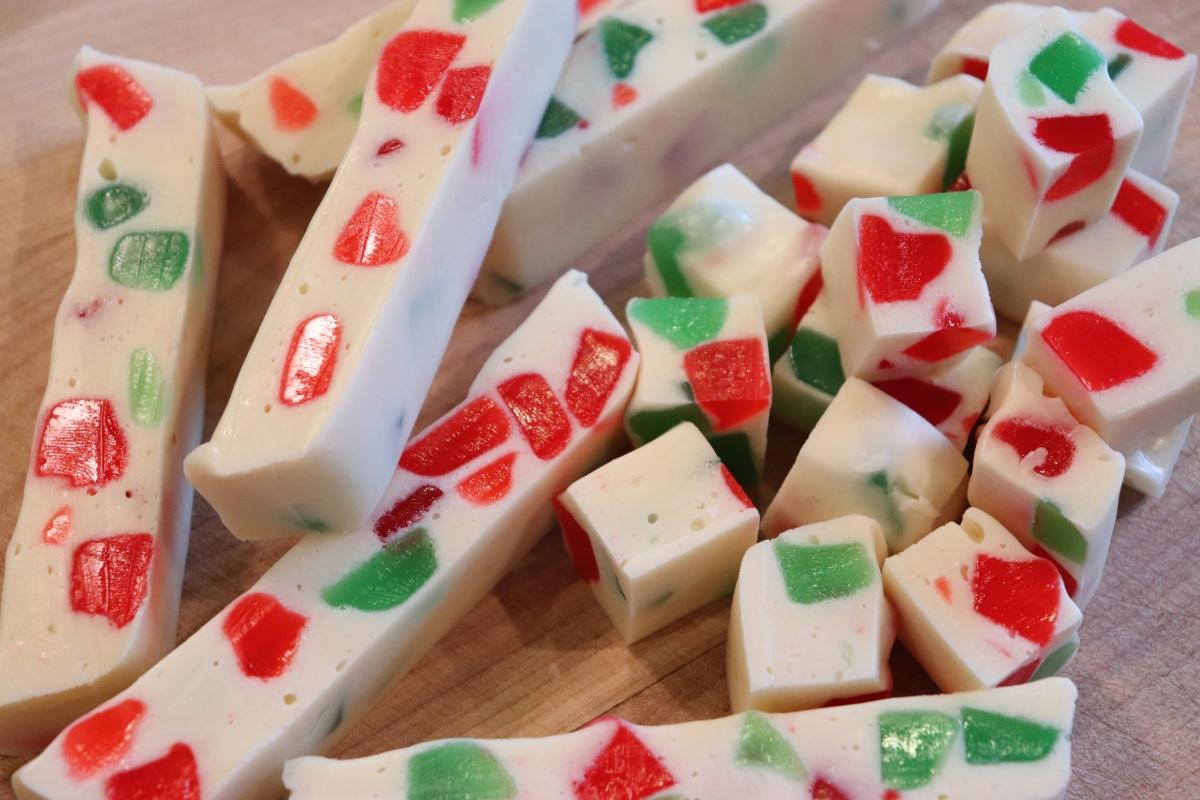 Nougat Candy