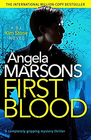 Book Review: First Blood, D.I. Kim Stone – Prequel