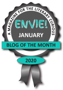 Envie! Magazine Blog Badge