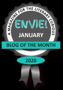 Envie! Magazine Blog Badge