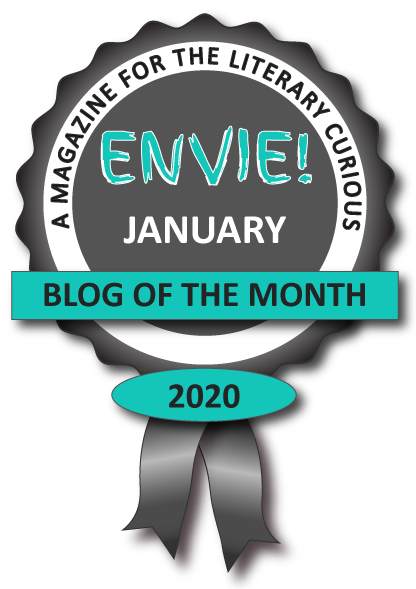Envie! Magazine Blog Badge (Large Version)