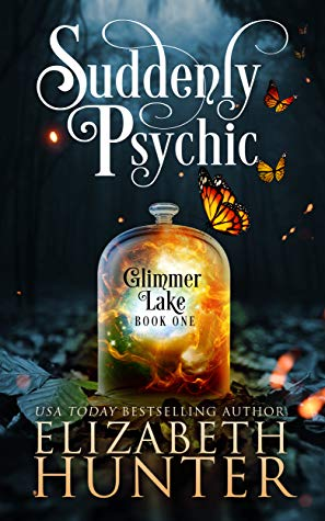 Book Review: Suddenly Psychic, Glimmer Lake- Book#1