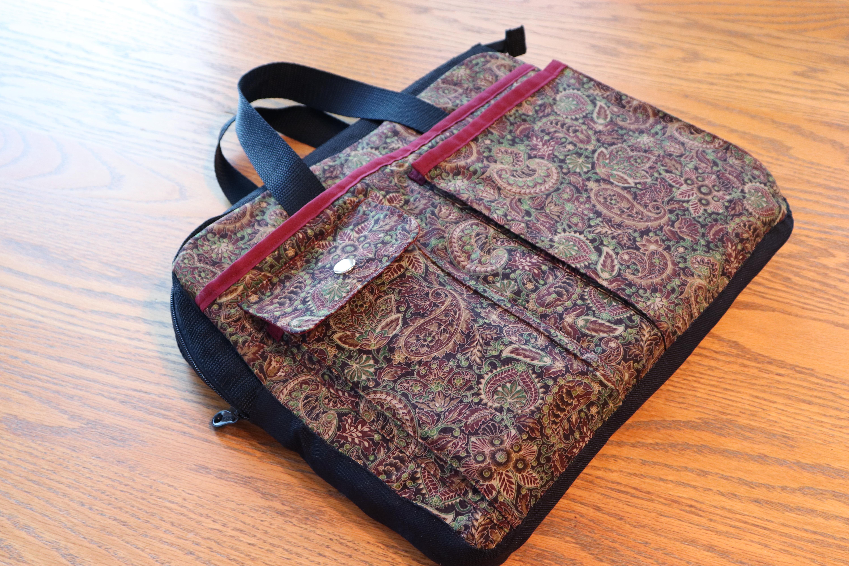 Laptop Bag: Finished
