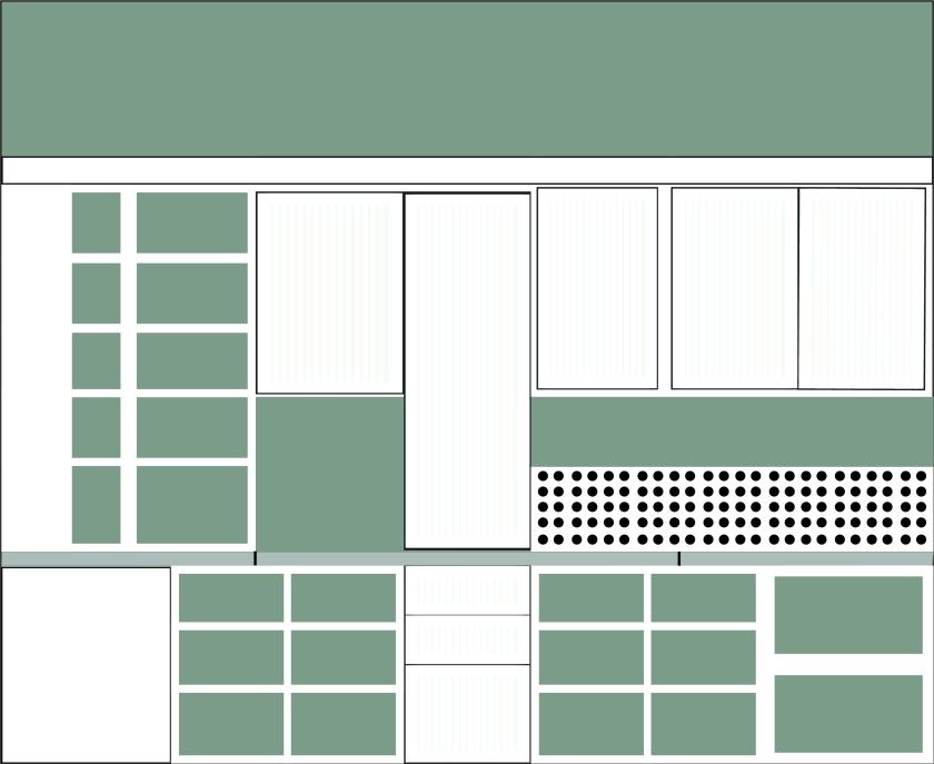 Craft Room: Back Wall Design