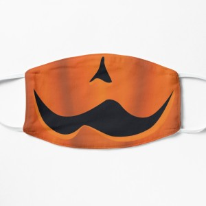 Goofy Jack O' Lantern Mask