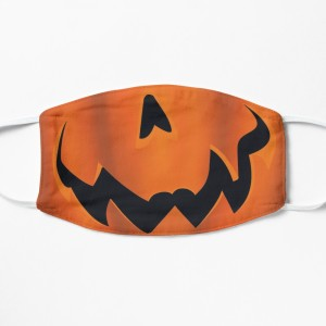 Smirky Jack O' Lantern Mask