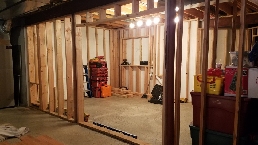Large Doorway Framing