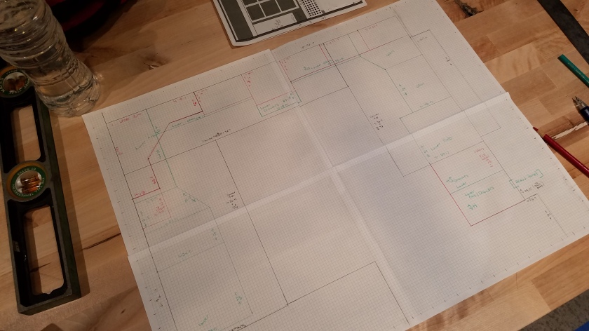 Cabinet Layout Plans - 2nd Round