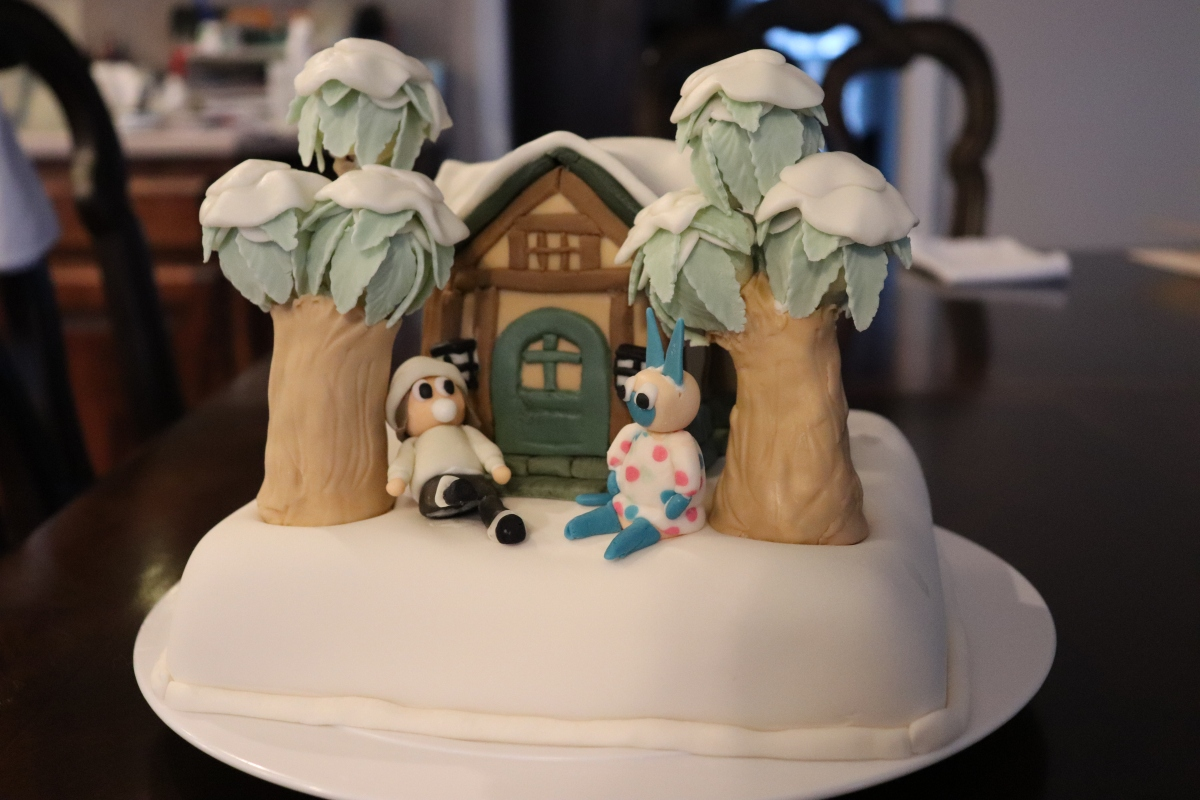 Cake Theme: Animal Crossing