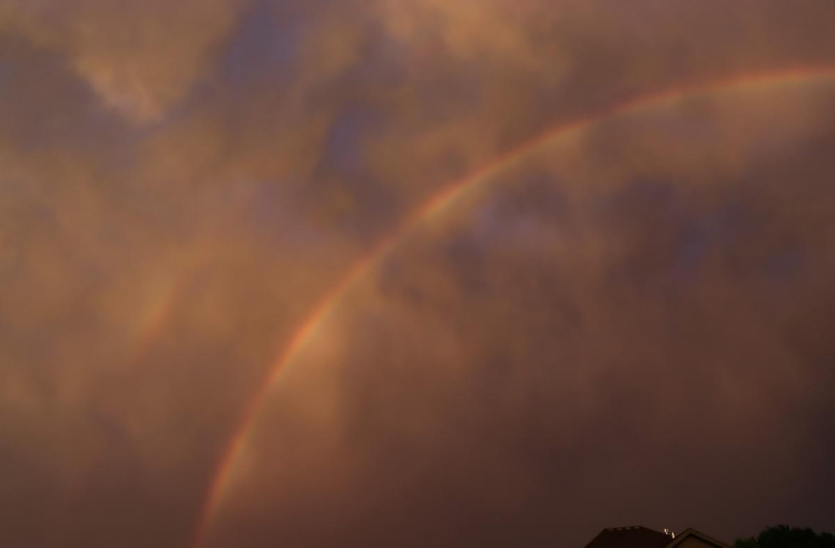 Stormy Rainbow