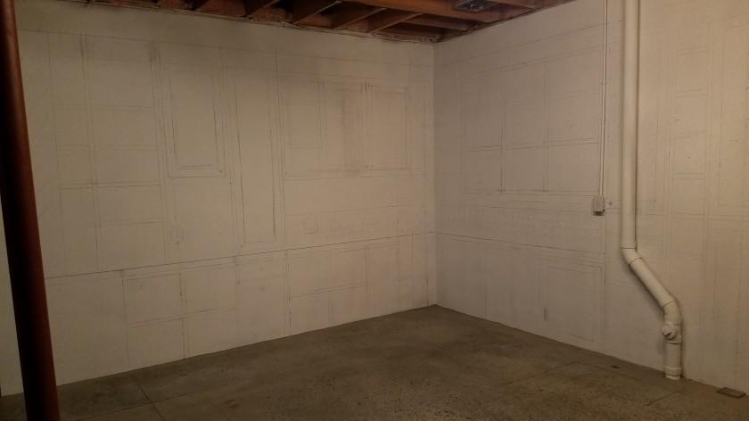 Craft Room: Original Design Layout